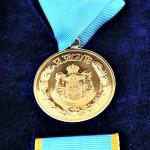 Златна медаља за заслуге