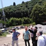 Комисија за Комисија за Хиландар у посети манастируХиландар у посети манастиру