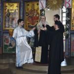 Света архијерејска Литургија у Саборном храму Свете Тројице у Врању