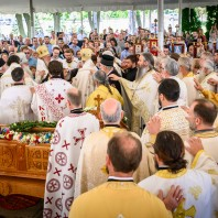 Hirearchal Divine Liturgy celebrating 800 years of Autocephaly