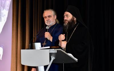 Игуман Методије у Аустралији на прослави 800 г. аутокефалности СПЦ