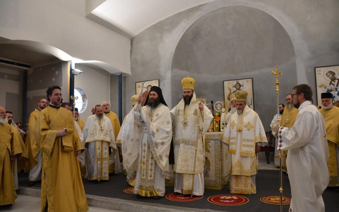 Игуман Методије на централној прослави 800 г. СПЦ у Сиднеју
