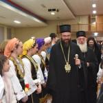Игуман Методије на прослави 800 година СПЦ у Мелбурну