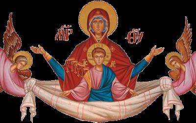 Беседа игумана Методија на Покров Пресвете Богородице