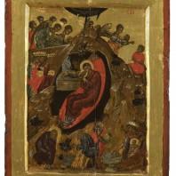 Икона Рождества Господњег, Митрофановић