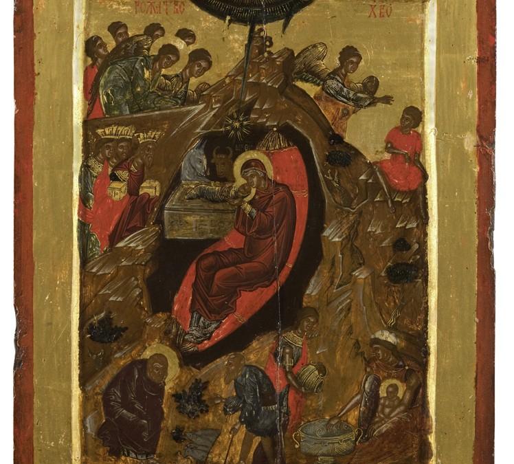 Мир Божји – Христос се роди!