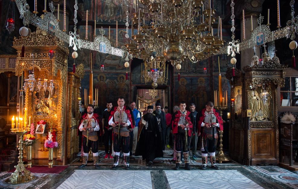 Видовдан – хиландарска молитва за Косово и Метохију