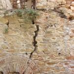 Оштећења на конструкцији