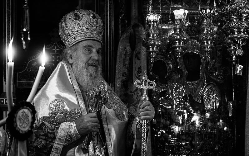 Упокојио се у Господу Његова Светост Патријарх српски г. Иринеј