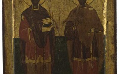 На Светој Гори бдење на празник Светих Козме и Дамјана