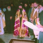 Владика Атанасије и Хиландар