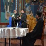 Предавање игумана Методија у Крагујевцу
