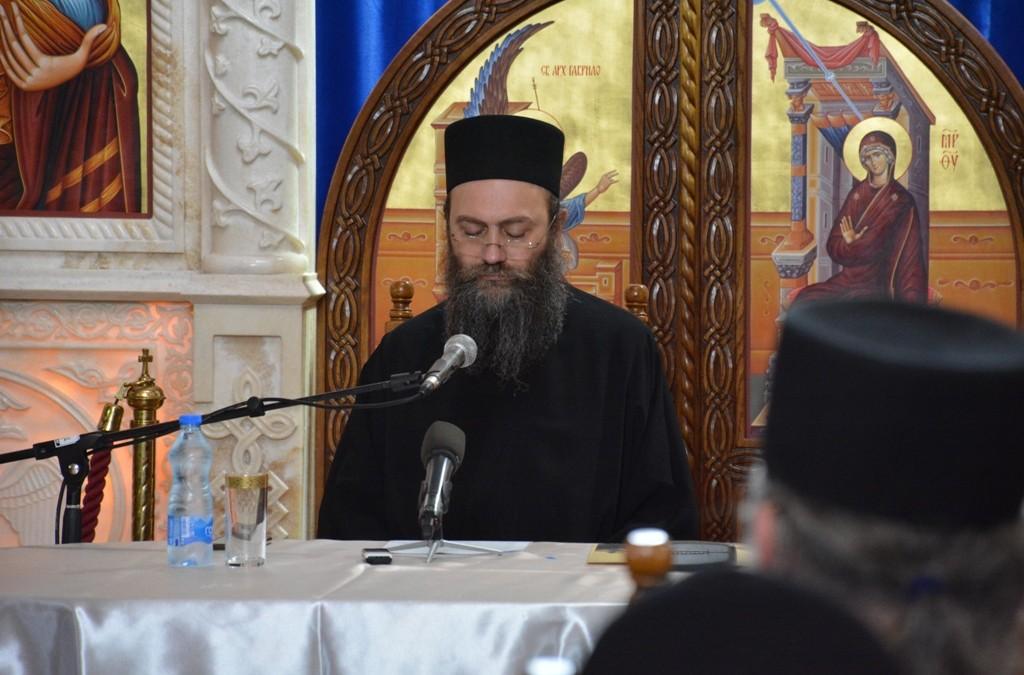 """Предавање игумана Методија у Крагујевцу:  """"Монаштво – бескрвно мучеништво"""""""